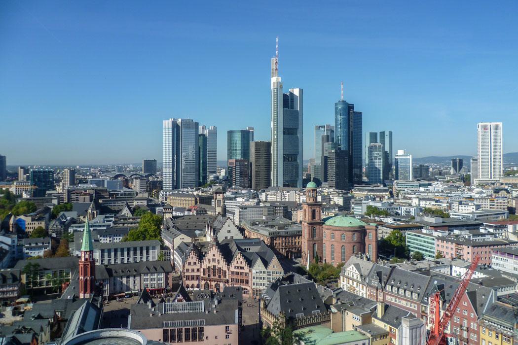 Frankfurt Tipp Hoch hinaus auf den Dom