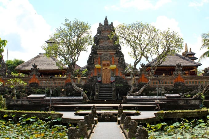 Ubud, Bali - 10 Dinge, die man nicht versäumen sollte