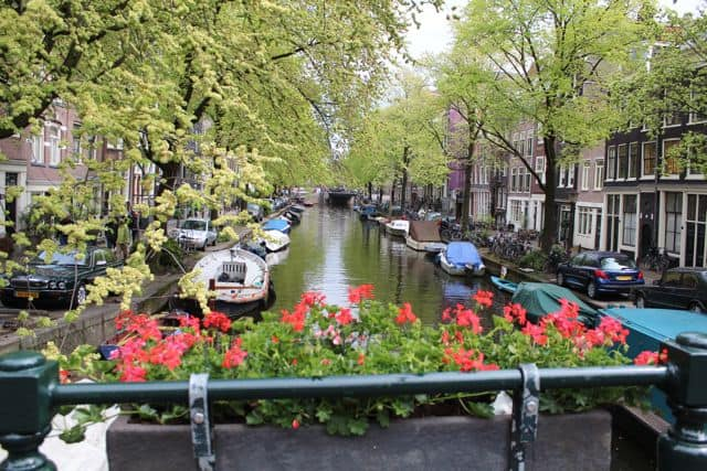 Amsterdam Fahrrad11