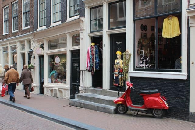 Amsterdam Fahrrad20
