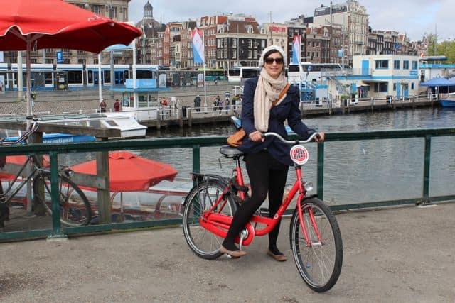 Amsterdam Fahrrad31