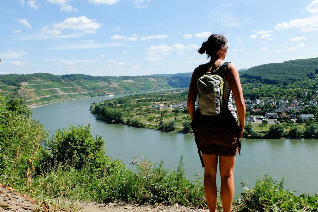 Klettersteig Pfalz : Bildergalerie zur traumschleife mittelrhein klettersteig