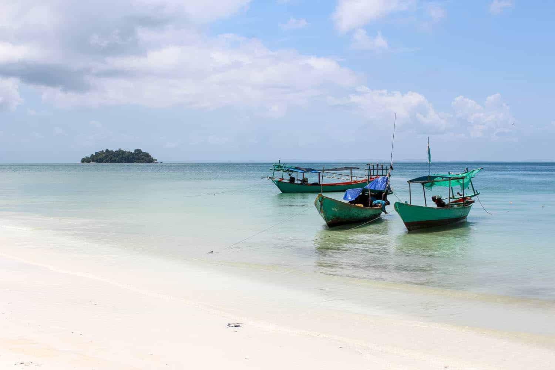 Koh Rong - Urlaubsplanung 2017: So maximierst du deine Urlaubstage!