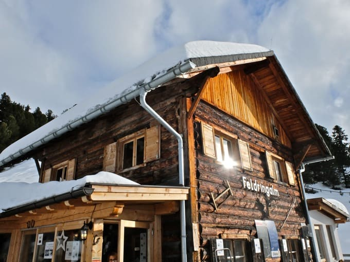Schneeschuh-Faltegartenkoepfl35
