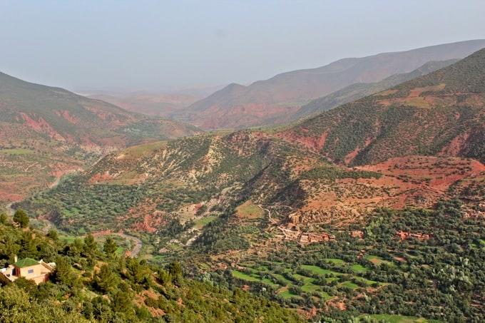 Marrakesch Guide – Tipps, Ausflüge, & Sehenswürdigkeiten {Marokko}: Der Hohe Atlas