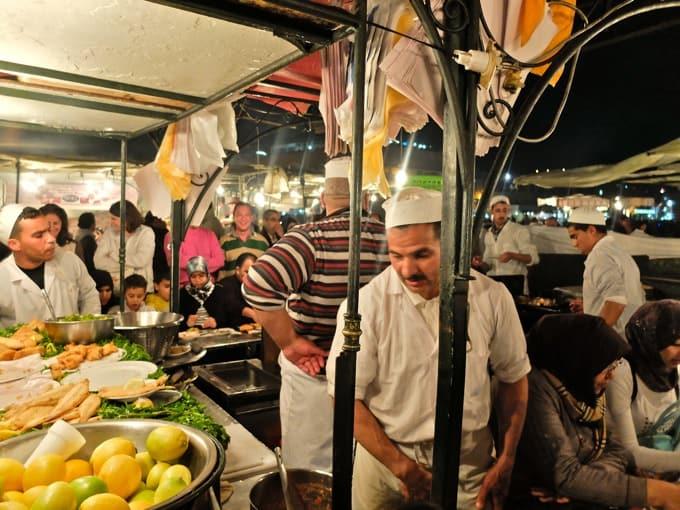 Marrakesch Guide – Tipps, Ausflüge, & Sehenswürdigkeiten {Marokko}: Djemaa el Fna, No. 14