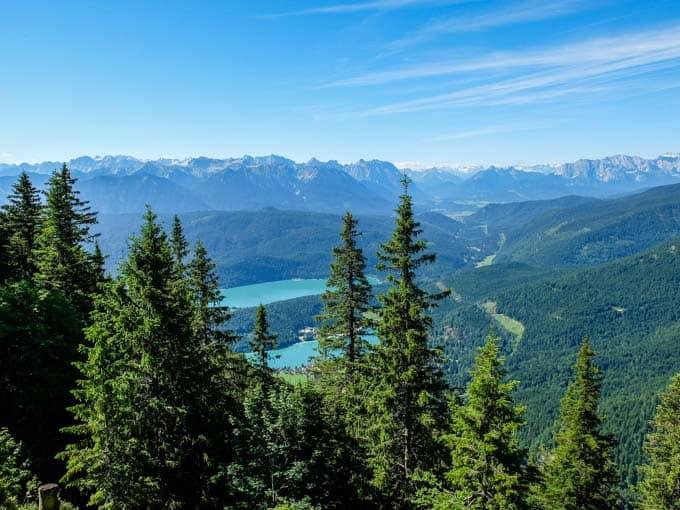 Wanderung Walchensee