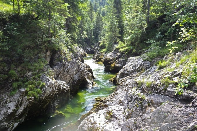 Canyoning-Achensee34