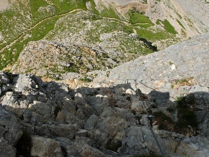 5-Gipfel-Klettersteig-Rofan15