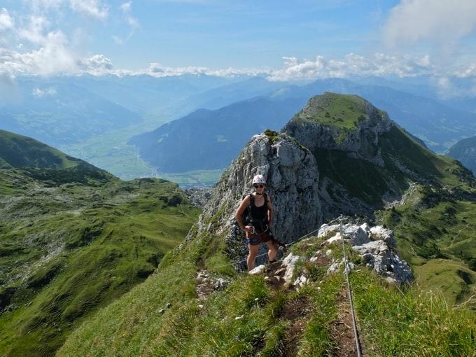 5-Gipfel-Klettersteig-Rofan19