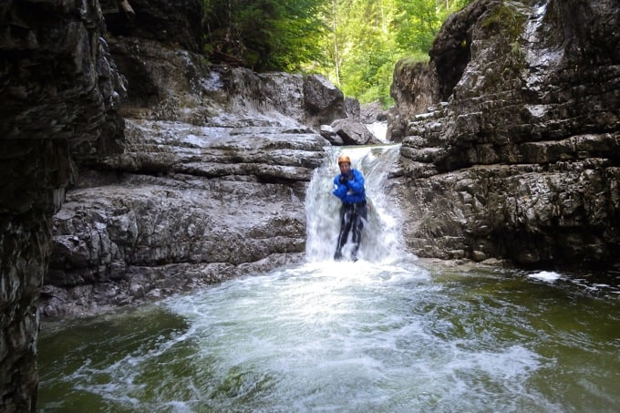 Canyoning-Achensee08