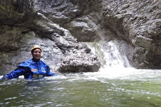 Canyoning-Achensee09