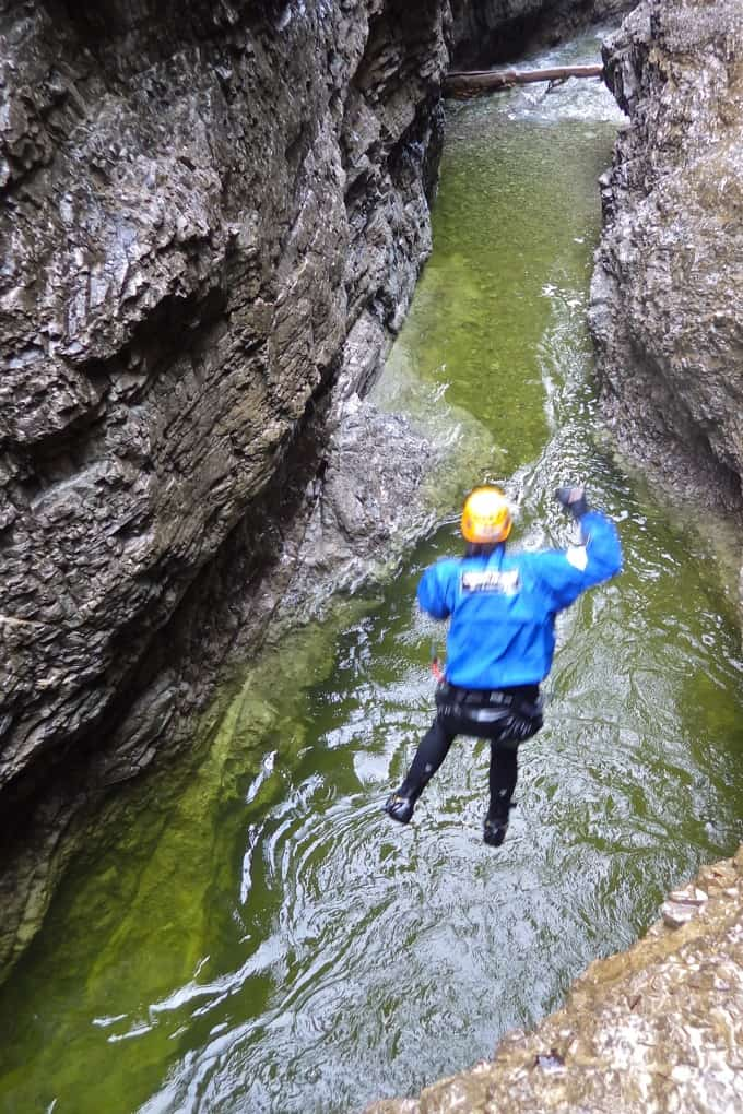 Canyoning-Achensee21