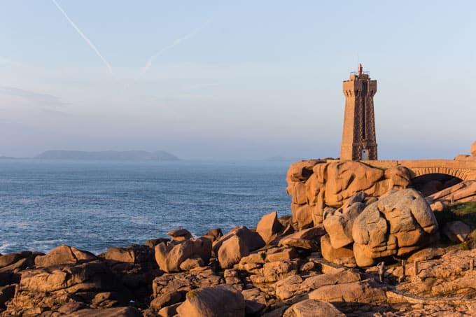 Bretagne Rundreise Tag #2 - Von Von der Côte des Abers zur Côte de Granit Rose