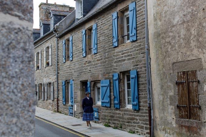Bretagne Rundreise - Tag #1 - Von Brest an die Côte des Abers