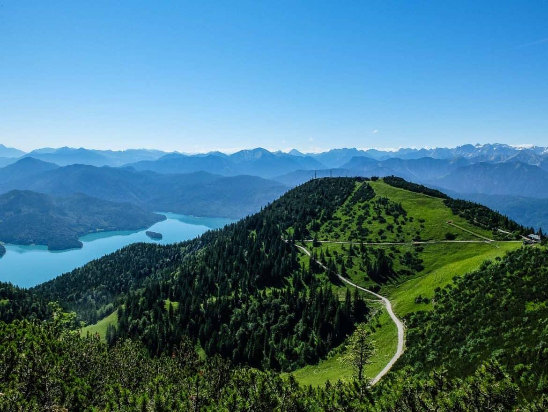 Der Berg ruft – Eine Gratwanderung hoch über dem Walchensee