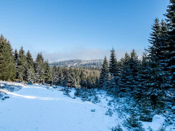 Winter Brocken