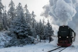 Winter Brocken