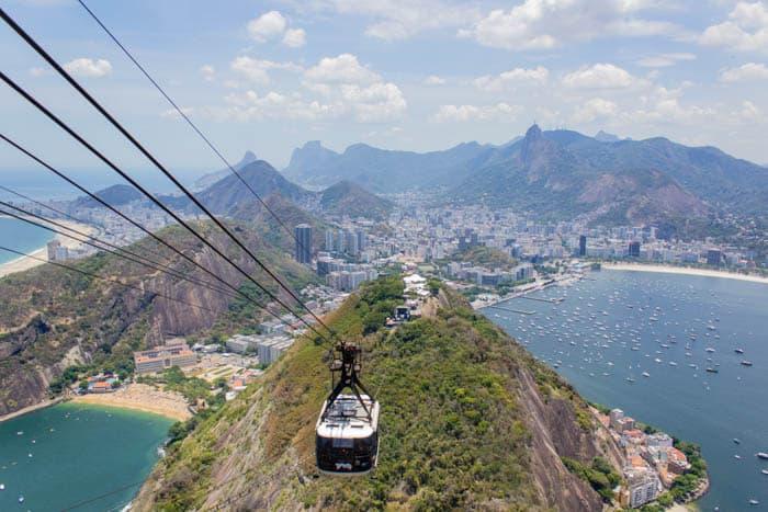 Südamerika Rundreise - Die perfekte Reiseroute für Firsttimer: Rio de Janeiro