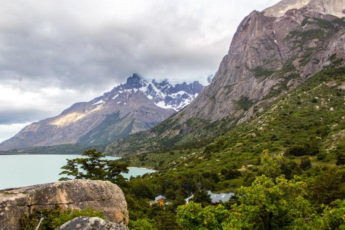 Torres del Paine W-Trek: Alle Infos, Tipps & Erfahrungen - Weg von Los Cuernos zum Refugio Chileno