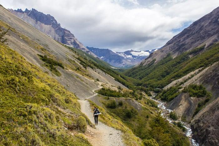 Torres del Paine W-Trek: Alle Infos, Tipps & Erfahrungen -  Durchs Tal zum Refugio Chileno