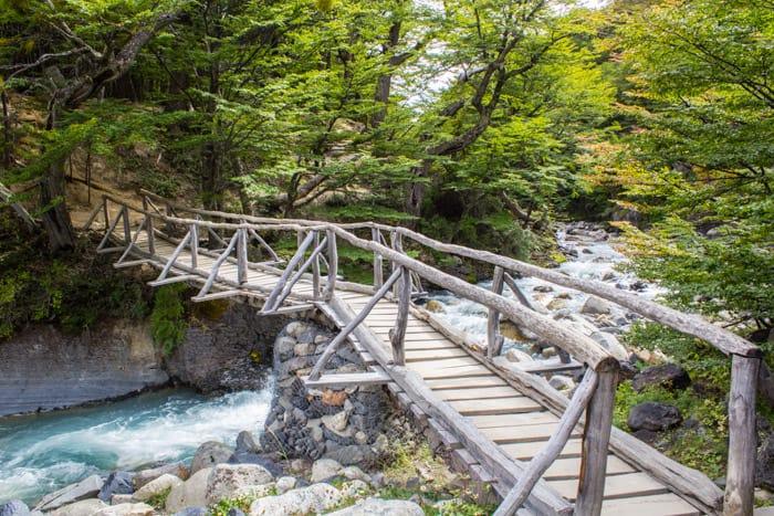 Torres del Paine W-Trek: Alle Infos, Tipps & Erfahrungen -  Auf dem Weg zum Camp Torres