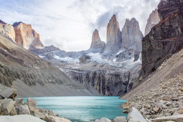 Torres del Paine W-Trek: Alle Infos, Tipps & Erfahrungen -  Der Mirador Torres / Lookout