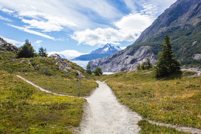 Torres del Paine W-Trek: Alle Infos, Tipps & Erfahrungen - Weg zum Grey Gletscher