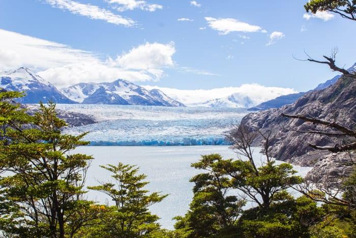 Torres del Paine W-Trek: Alle Infos, Tipps & Erfahrungen - Der Grey Gletscher