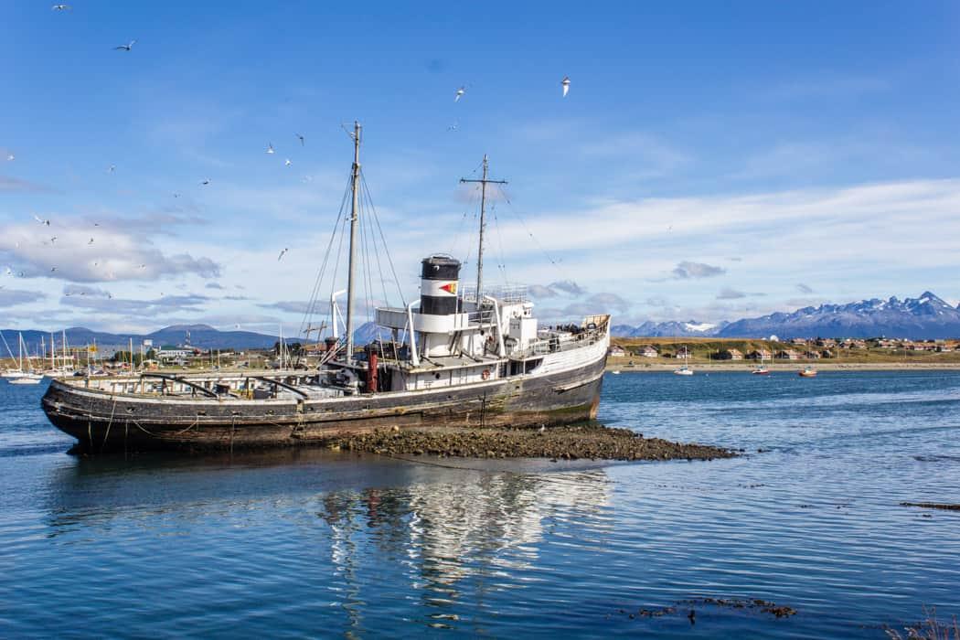 Südamerika Rundreise - Die perfekte Reiseroute für Firsttimer: Ushuaia
