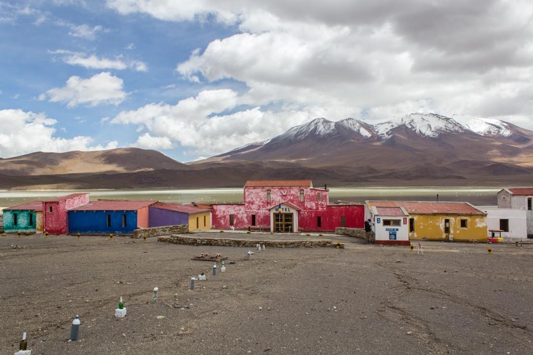 Salar de Uyuni Tour: Jeep Tour über die Lagunenroute in Bolivien - Los Flamencos Hotels