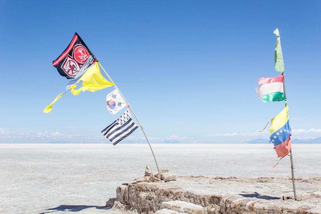 Salar de Uyuni Tour: Jeep Tour über die Lagunenroute in Bolivien - Salzmuseum in dem Salar de Uyuni
