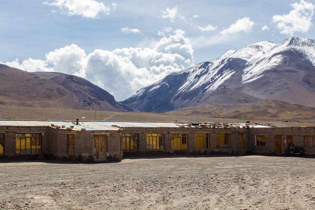 Salar de Uyuni Tour: Jeep Tour über die Lagunenroute in Bolivien - Übernachten an der Laguna Colorada