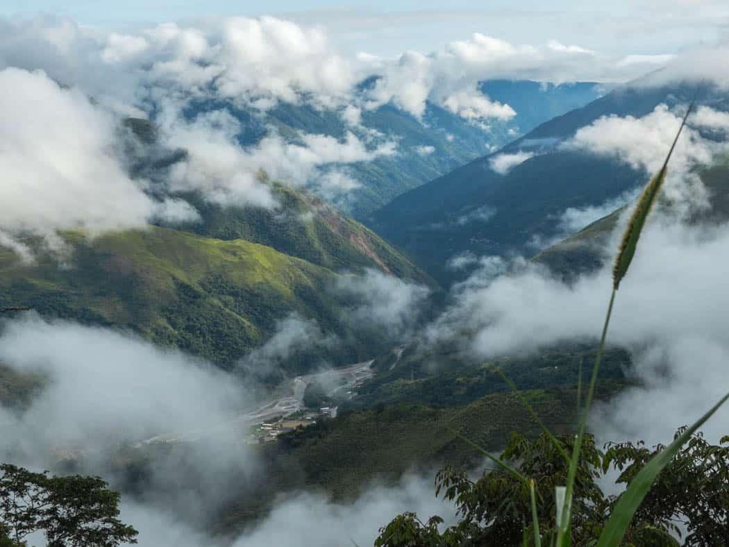 Südamerika Rundreise - Die perfekte Reiseroute für Firsttimer: Coroico