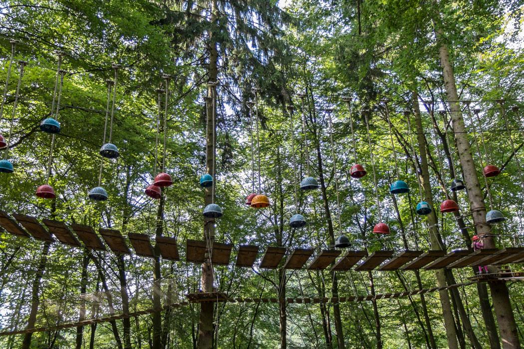 Kletterwald Sayn