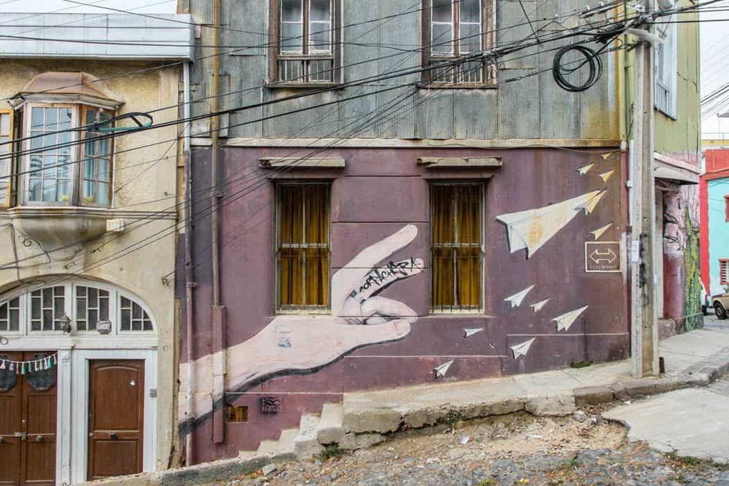Südamerika Rundreise - Die perfekte Reiseroute für Firsttimer: Valparaiso
