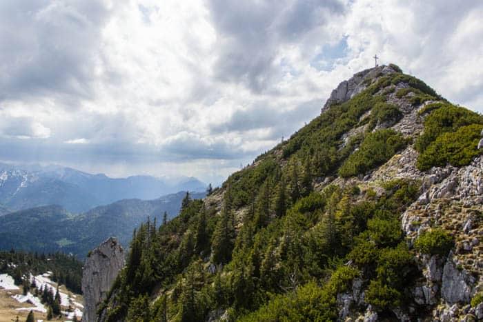 Klettersteig Tegernseer Hütte : Wanderung zur tegernseer hütte im frühling