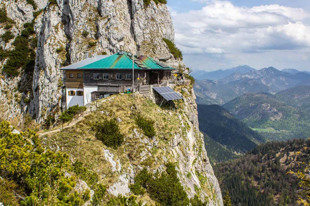 Klettersteig Tegernsee : Gipfel klettersteig im rofangebirge tirol bei outdoor magazin