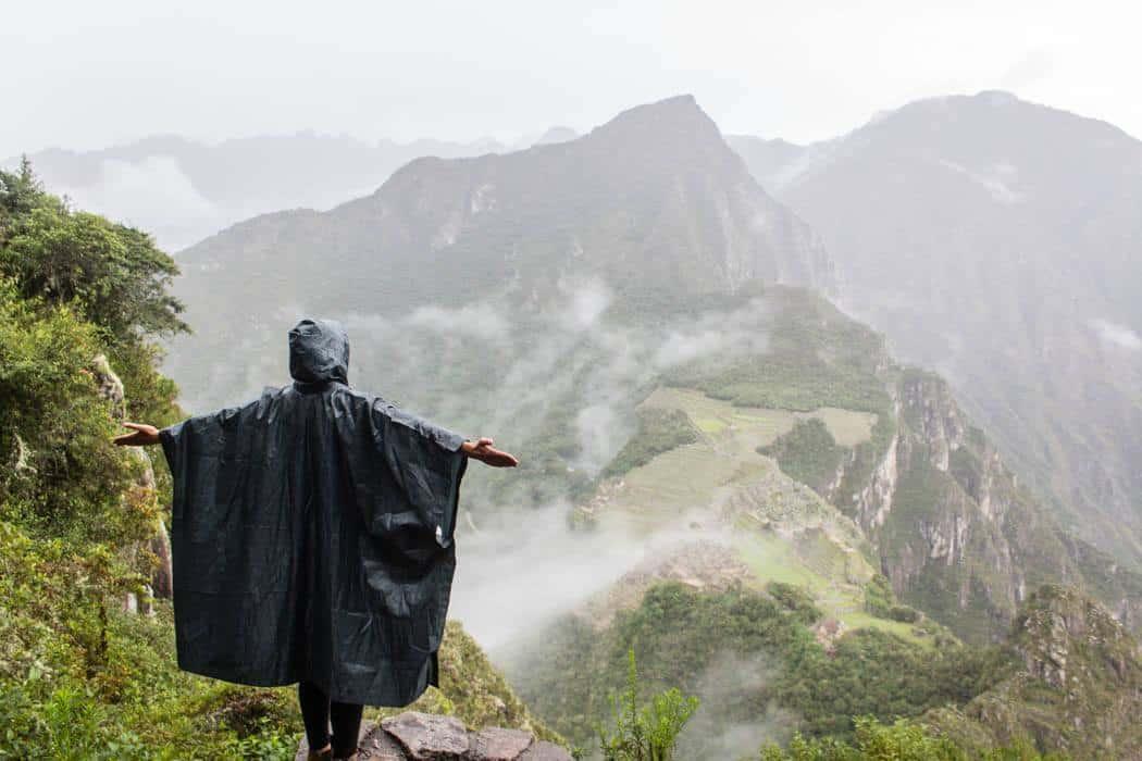 Machu Picchu Guide - Blick vom Huayna Picchu
