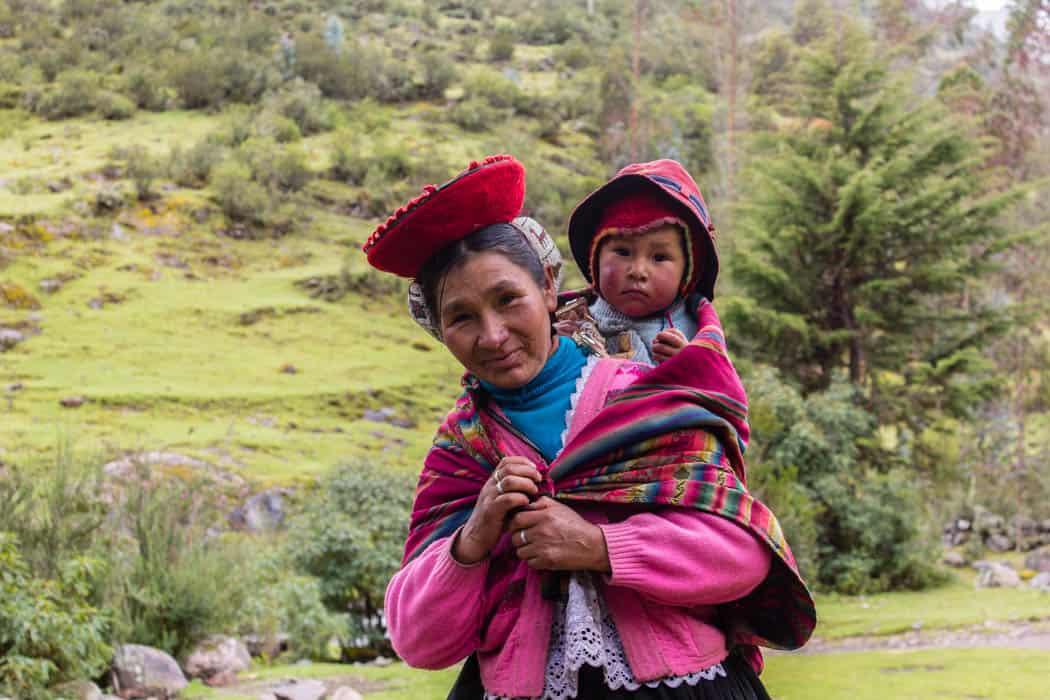 Machu Picchu Guide - auf dem Lares Trek