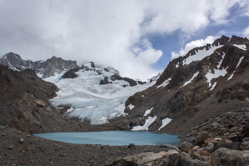 El Chaltén - Die Laguna Los Tres