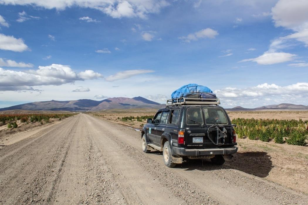 Südamerika Reisetipps - cover