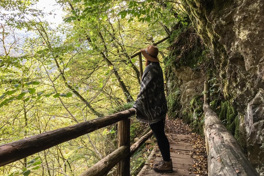 Lieserpfad - Trekking auf dem schönsten Wanderweg der Welt