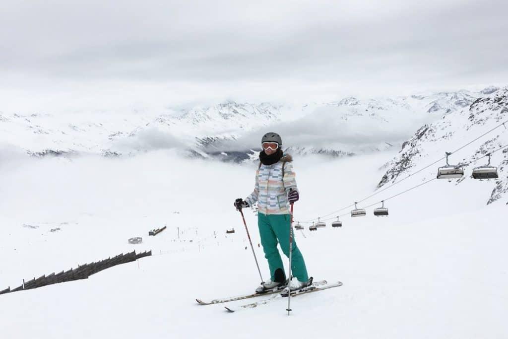 Skifahren lernen als Erwachsene #5 - Endlich richtig Ski fahren lernen in Davos (Skitag 7-13)