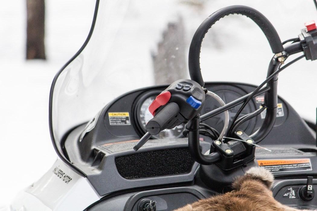 Schwedisch Lappland - 7 Abenteuer, die du erleben musst! z.B. Schneemobil fahren