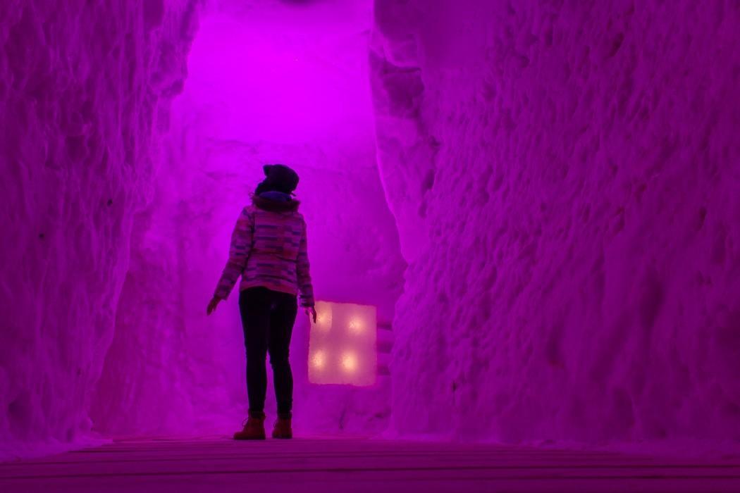 Schwedisch Lappland - 7 Abenteuer, die du erleben musst! z.B. Übernachten im Iglo Hotel Arjeplog