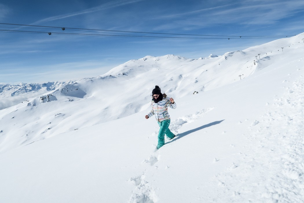 #DiscoverLaax - Winter Fun, Freestyle & Genuss: Schneewandern im Skigebiet