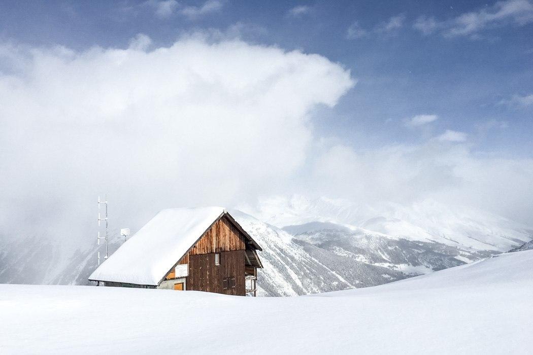 St. Moritz & das Rezept für ein perfektes Schneewochenende: Muottas Muragl Landschaft