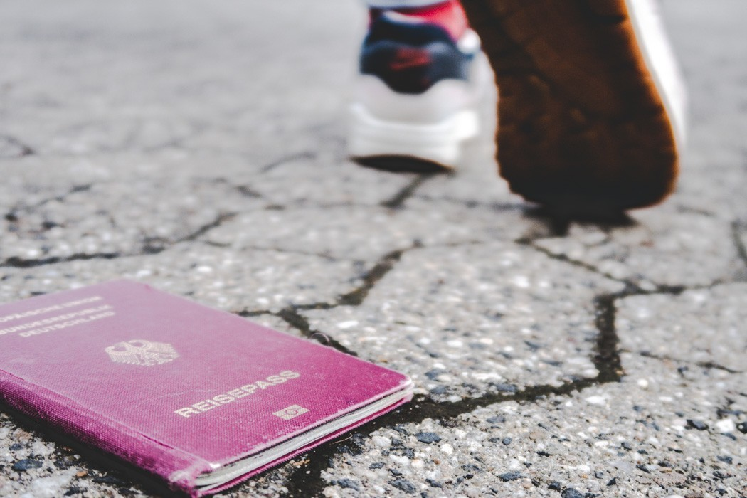 Reisepass verloren?