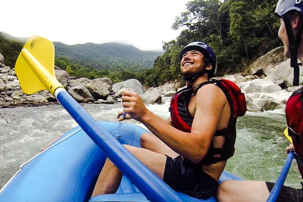 Honduras - 12 Gründe, warum das Land auf deine Bucket List gehört! - Wildwasserrafting
